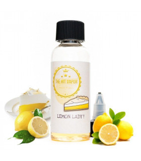 LEMON LADY 50ML - THE HIT VAPOR