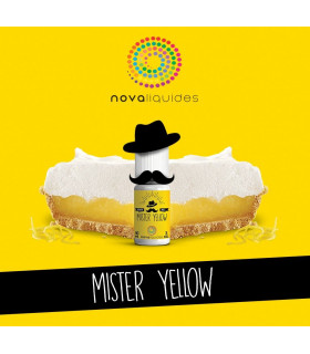 Mister Yellow 10ml - Nova Liquides