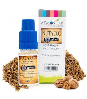 NUTACCO SALTED MIST 10ML - ATMOS LAB