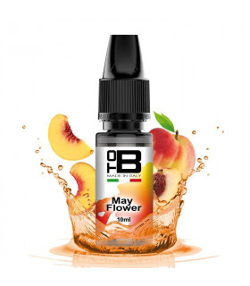 MAY FLOWER PIERSICA (PEACH) 10ML - TOB