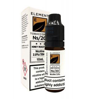 HONEY ROASTED 10ML SALES 20MG - ELEMENT E-LIQUID