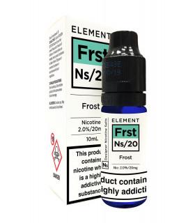 FROST 10ML SALES 20MG - ELEMENT E-LIQUID