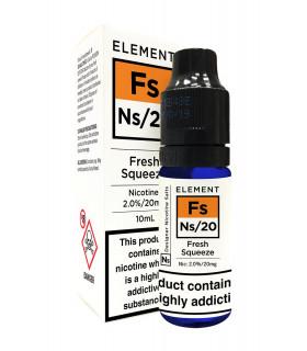 FRESH SQUEEZE 10ML SALES 20MG - ELEMENT E-LIQUID