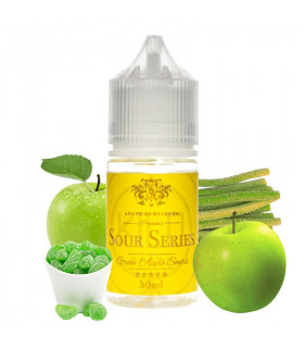 GREEN APPLE SOURS AROMA 30ML - KILO
