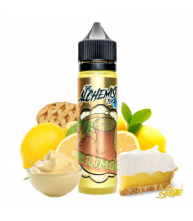 PIE DE LIMÓN 50ML - THE ALCHEMIST JUICE