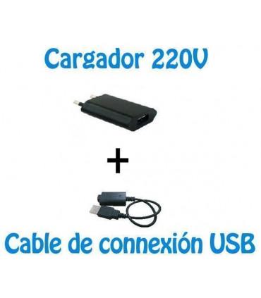 CARGADORES USB Y RED