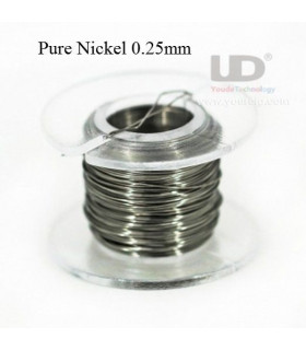 PURE NICKEL WIRE (0.25mm*10m/roll) NI200 - YOUDE