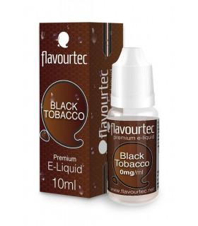 BLACK TOBACCO - FLAVOURTEC
