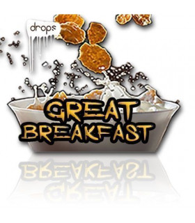 GREAT BREAKFAST 30 ml - DROPS