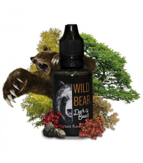 WILD BEAR 30ml DARK BEAST CONCENTRATE
