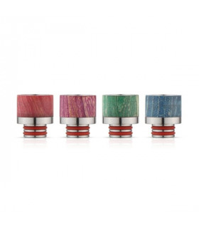 STABILIZED WOOD DRIP TIP 510 DT8
