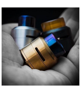 GOON LP RDA - 528 CUSTOM VAPES