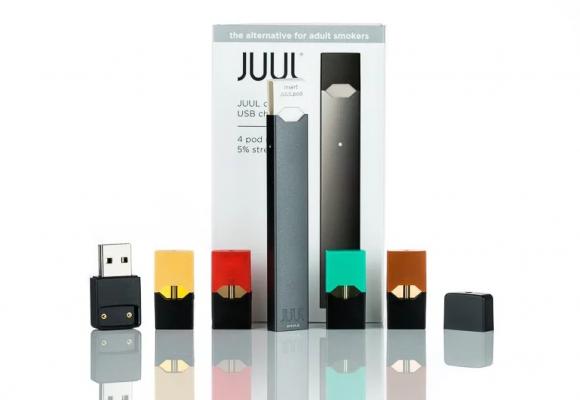 Cigarrillo Electrónico con Inteligencia Artificial