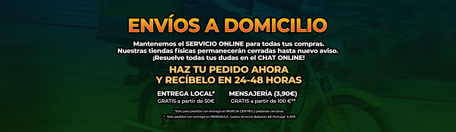 Promo Envío Murcia GRATIS