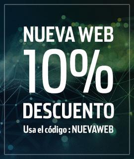 Descuento Nueva Web
