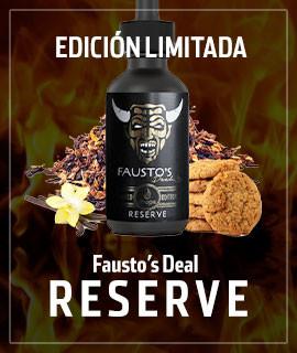 Promo Fausto Reserve
